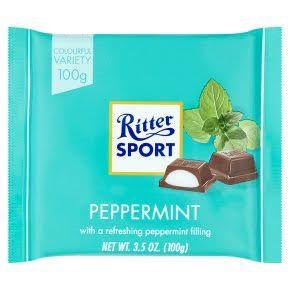 Ritter Sport on sale at Waitrose & Partners 75p