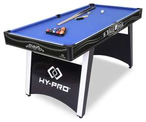 Hy-Pro 5ft Pool Table for £59.99 @ Argos (p&p £6.95)