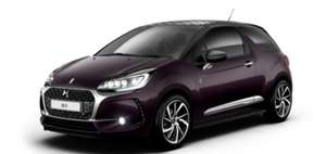 New DS (Citroën) 3 Hatchback Special Edition 1.2 Puretech Forever 3DR EAT6 - Automatic £13,950 @ Drive The Deal