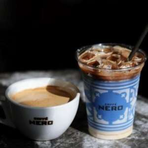 Buy One Get One Free BOGOF this weekend (Iced drinks only) via O2 priority @ Caffe Nero