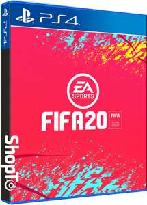 Pre Order FIFA 20 for £44.85 delivered on PS4 from Shopto Net