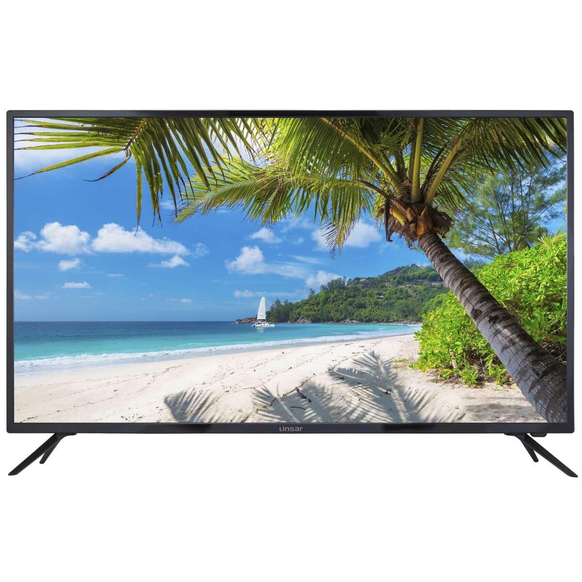 Linsar 4K Ultra HD LED TV + 5 Year Warranty - 50UHD520 50'' £199 / 55UHD520 55'' £299 / 65UHD520 65'' £399 Delivered @ RGB Direct