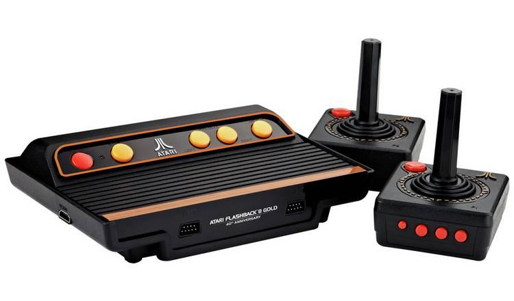 Atari Flashback 8 HD Games Console with 120 Games, £32.99 at Argos