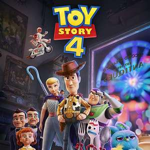 Toy Story 4 (HD Preorder) - £6.99 - Chili (SD - £4.99 / HD+ - £7.49)