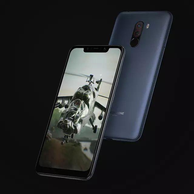 Global Version Xiaomi POCOPHONE F1 6GB RAM 64GB £191.24 @ Xiaomi Mi Store/Aliexpress