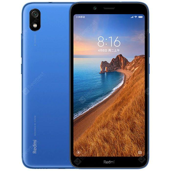 Xiaomi Redmi 7a - 2GB - 16GB Blue - Global version - £64 @ GearBest