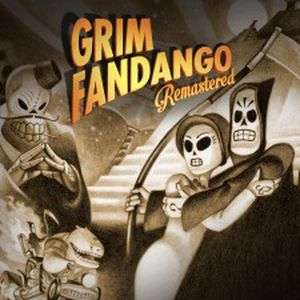 Grim Fandango Remastered / Full Throttle Remastered/ Day Of The Tentacle Remastered (Steam PC) £2.19 @ HumbleBundle