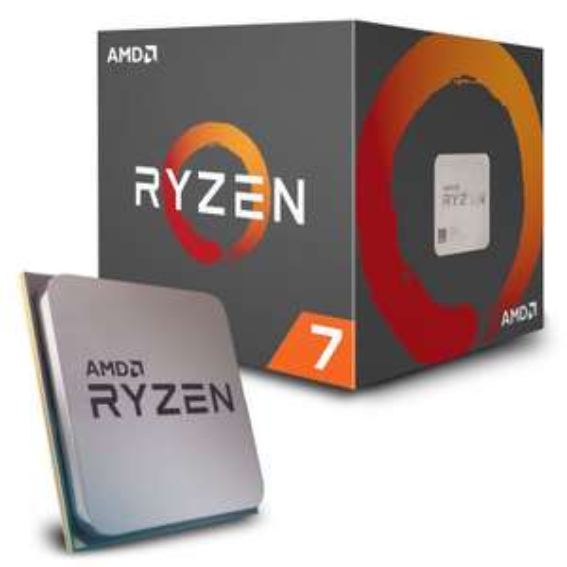 AMD Ryzen 7 2700X Gen2 8 Core AM4 Processor / CPU @ Aria - £253.98 including delivery!