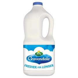 Cravendale Milk 2 for £3 @ Iceland - Use Checkout smart to get 50p per bottle cashback. = £2