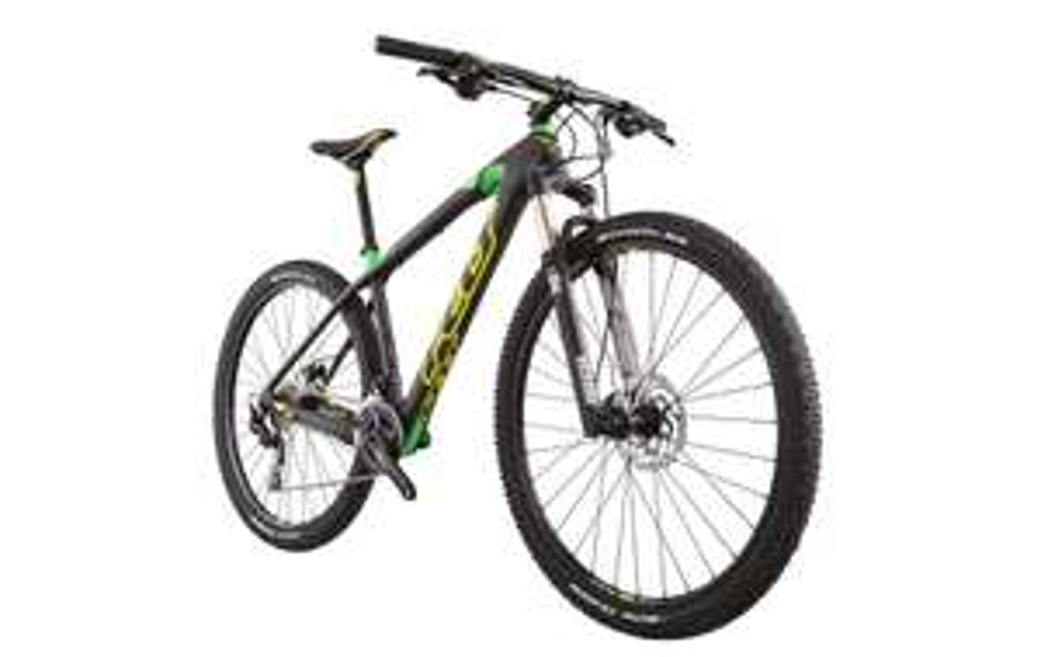 Felt Nine 5 Matt Carbon Green Carbon Fibre 53% Off from £1299.99 Size XS