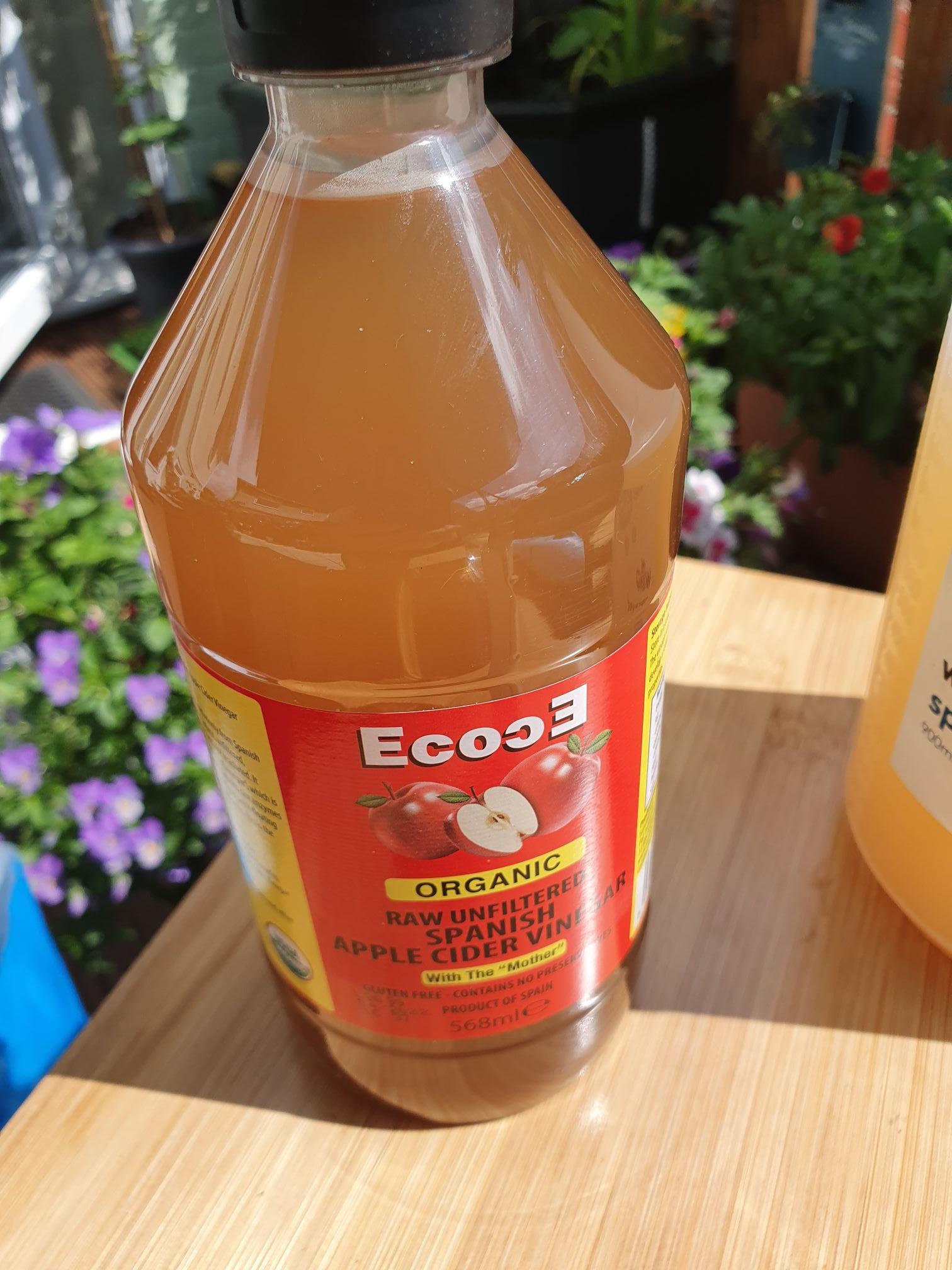 Organic Apple Cider Vinegar 568ml - £1 instore @ B&M