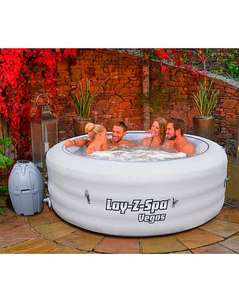Lay Z Spa Vegas £340 Delivered with code @ JD Williams