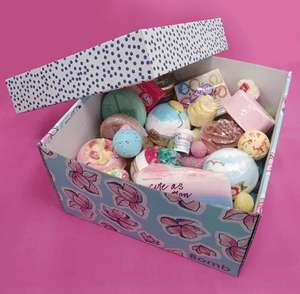 Bomb Cosmetics - £50 of Product for only £30 - Lucky Dip Box!