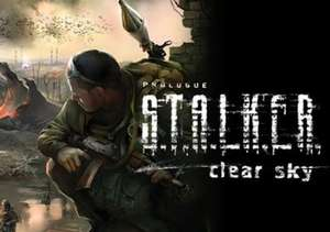 STALKER: Clear Sky (PC GOG Key) for 1p @ Gamivo
