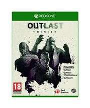 Outlast Trinity Xbox One £7.85 delivered @ Base