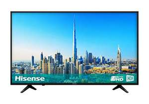 Hisense H55A6200UK 55 inch Ultra HD 4K HDR Smart TV £349 @ Very