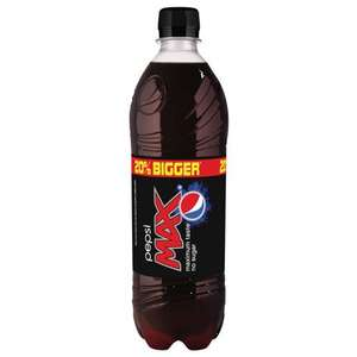 Pepsi Max Bottles 3 x 375ml for £1 In-store @ Heron Foods