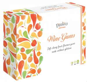 Pimlico Wine Gums Box only 25p Instore @ Poundstretcher (vegan / vegetarian / gluten Free)