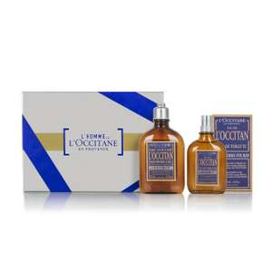 L'Occitane Men's Duo 100ml Boxset only £27.60 Delivered @ Fabled