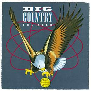 Big Country - The Seer (Expanded Edition) [180g Double VINYL] 2019 reissue - delivered @ Amazon.fr (pre-order - released 26/07/19) €6.95+del