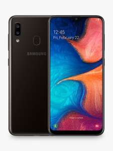 Samsung A20e @ Sky Mobile - 2gb Data - £14 a month x 12 Months and £9.50 after 12 months - Total Cost = £282