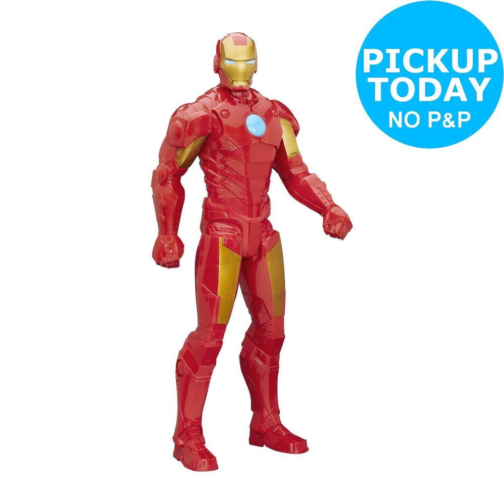 Marvel Titan Hero Series 20-inch Iron Man £6.99 delivered @ Argos ebay