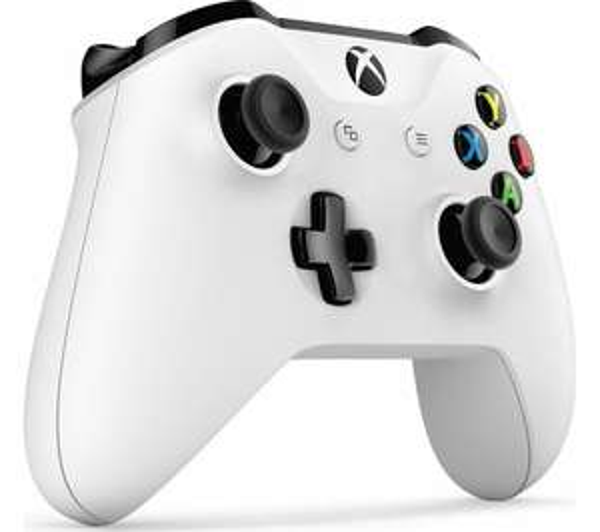 Microsoft Xbox Wireless Controller White/Black £34.99 @ Currys eBay