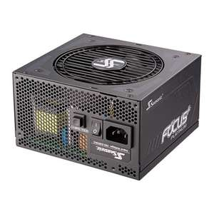 Seasonic Focus Plus+ 650 Watt Platinum Modular PSU/Power Supply £85.48 delivered @ Scan