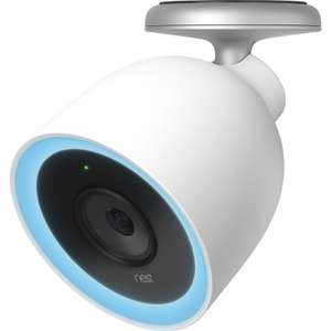 Nest Cam IQ Outdoor Security Camera £244 @ Toolstation