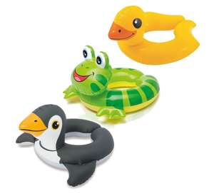 30x Intelex Swimming Inflatable Rings £23.67 @ Groupon