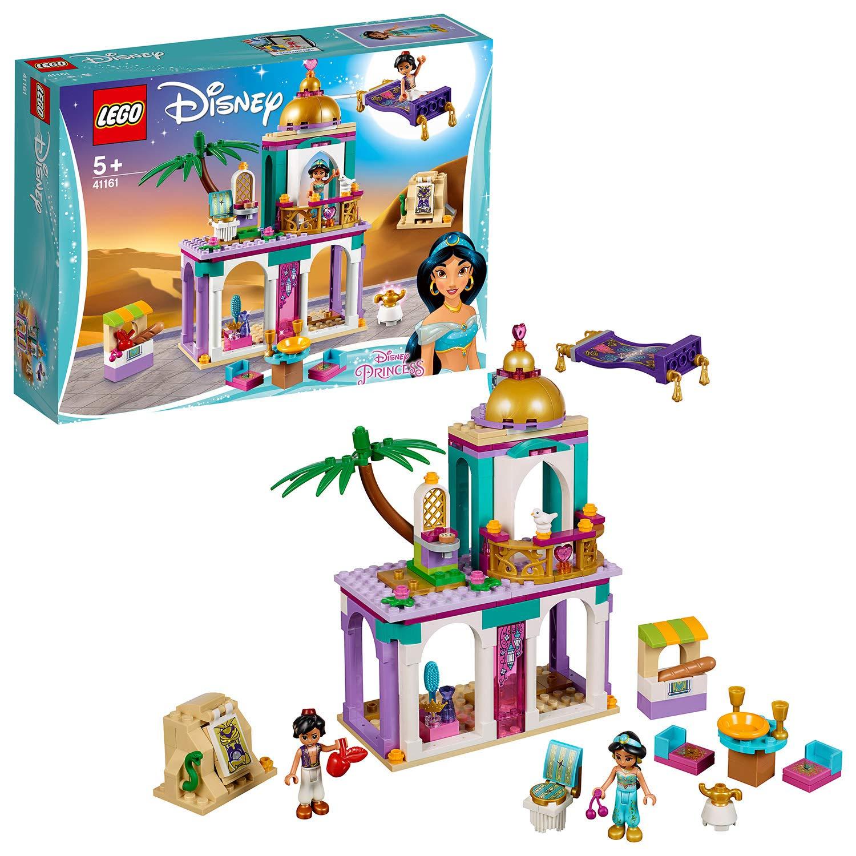 LEGO 41161 Disney Princess Aladdin and Jasmine Palace - £14 at Amazon Prime / £18.49 Non Prime