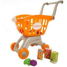 Chad Valley Shopping Trolley £5 @ Sainsbury's instore