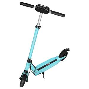 KUGOO S1 Folding Electric Scooter 350W Motor LCD Display Screen 3 Speed Modes - £254.04 at geekbuying