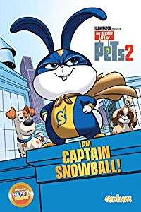"Free ""I Am Captain Snowball"" eBook courtesy of Happy Readers at Amazon"