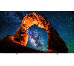 """PHILIPS 55OLED803/12 55"""" Smart 4K Ultra HD HDR OLED TV - £1,199 at Currys"""