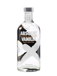 Absolut Vanilla Vodka 700ml - £14.63 instore @ Asda