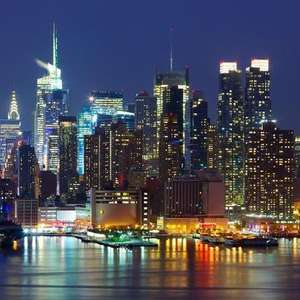 6 Nights in New York (4* Central Holiday Inn hotel / Direct rtn flights / March departure LGW) £507.70 pp (£1014.40 total) @ Opodo
