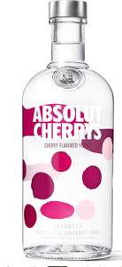 Absolute Cherrys Vodka 70cl online & in-store - £12 @ Asda