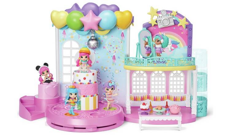 Party Popteenies Poptastic Party Playset @ Argos Free C&C £3.99