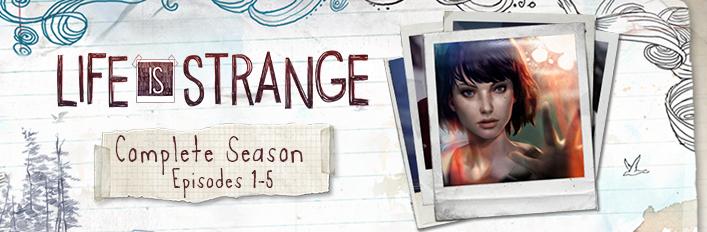 Life is Strange: Complete Season (Episodes 1-5) £2.39 @ Steam Store