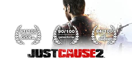 Just Cause 2 (Steam PC) 99p @ Steam Store