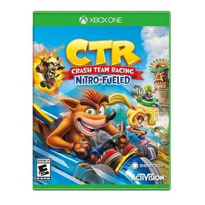 Crash Team Racing Nitro Fueled [PS4 & Xbox One] - £25 instore @ Asda