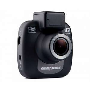 Nextbase 112 720p HD Dashcam - £27.99 @ Rymans (free store delivery)