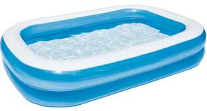 Large Rectangular Paddling Pool (More in OP) - £19.57 + Free C&C @ Homebase