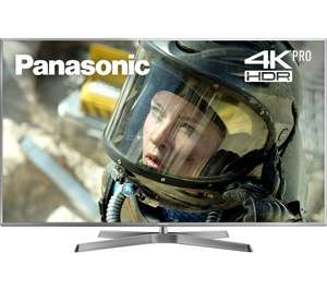 "Curry's summer clearance on televisions e.g Panasonic TX-75FX750B 75"" Smart 4K Ultra HD HDR LED TV £1999"