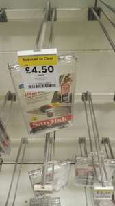 Sandisk fit 32gb USB 3.1 drive £4.40 instore @ Tesco