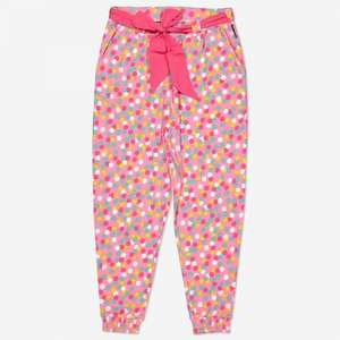Polka Dot kids trousers pink £13 @ Polarnopyret