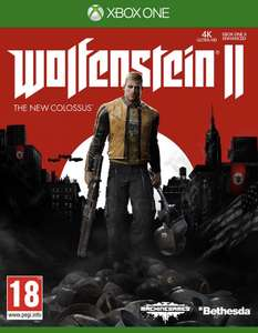 Wolfenstein 2 The New Colossus (Xbox One / PS4) at Argos for £12.49 (Free C&C)