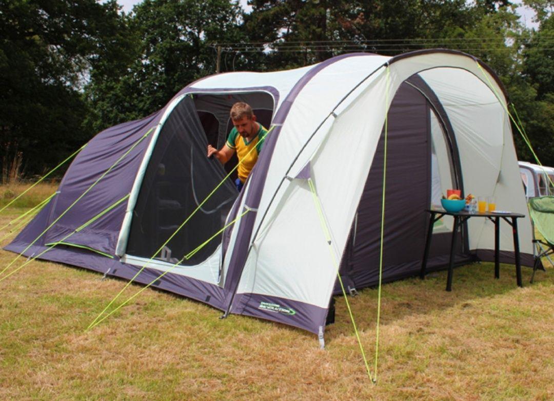 Pre order for 6 person Airedale Cruiz Air Tent - £289.99 @ Aldi