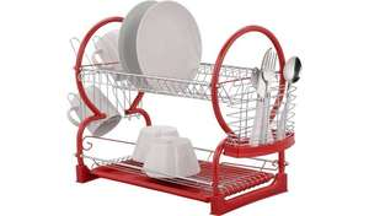 2 Tier Dish Rack , Now £11.99 @ Argos ( Free C&C )